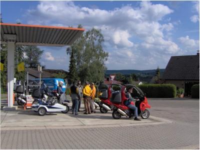 Autohaus Geisel, Motorräder