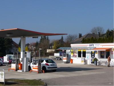 Tankstelle und Autohaus Geisel