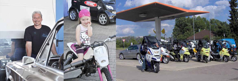 Autohaus Geisel, Fahrzeuge